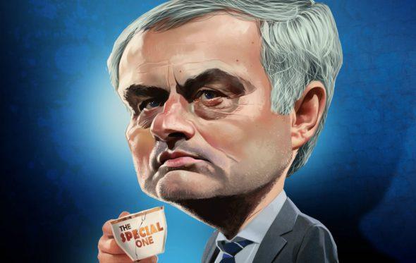 José Mourinho: Όχι και τόσο Special One