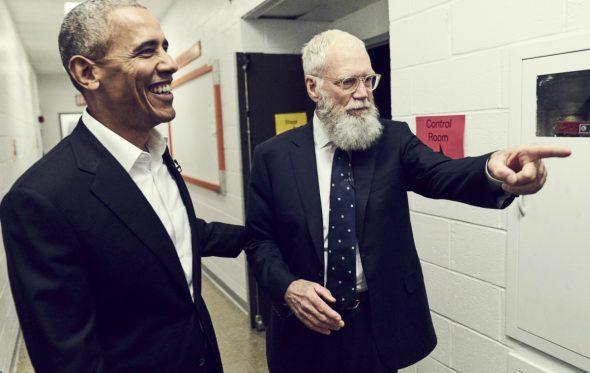 David Letterman: Η επιστροφή του «Mr. talk show»