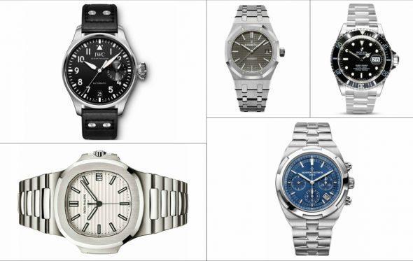 Τα πιο macho, μυώδη, αλλά και σοφιστικέ ρολόγια