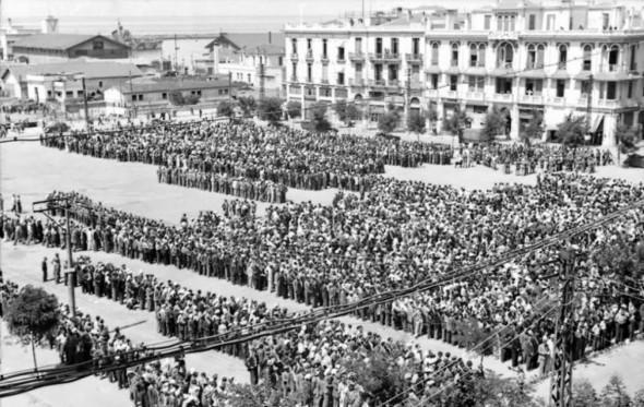 Ο Γιάννης Μπουτάρης, το Ολοκαύτωμα και η Πλατεία Ελευθερίας