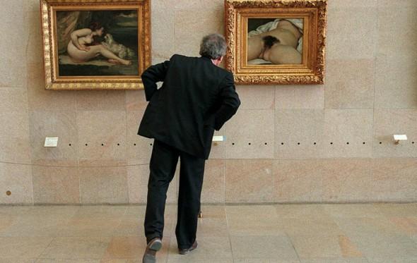 Στα γαλλικά δικαστήρια το Facebook για λογοκρισία της «Προέλευσης του κόσμου» του Courbet