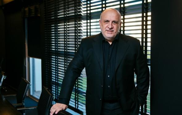 Μιχάλης Μαυρολέων, συνιδρυτής του αρχιτεκτονικού γραφείου A&M Architects