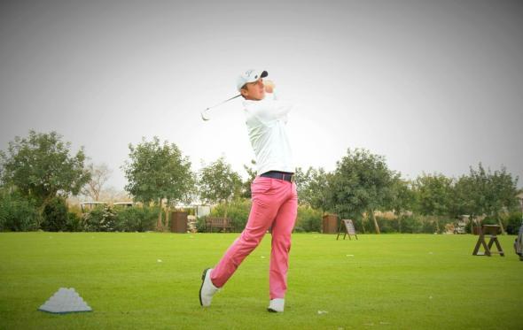 Αδάμ Κρητικός: «Η γιόγκα κάνει τη διαφορά στο γκολφ»