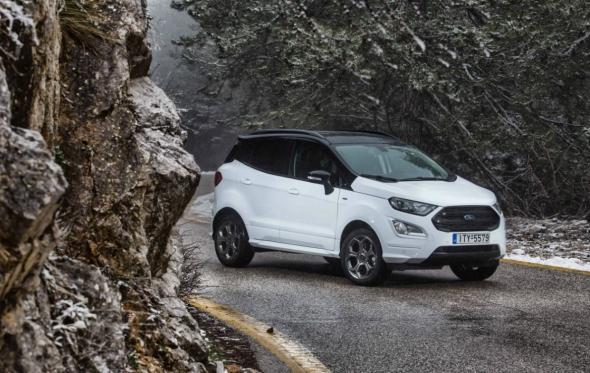 Νέο Ford EcoSport: καλύτερο και… ευρωπαϊκότερο