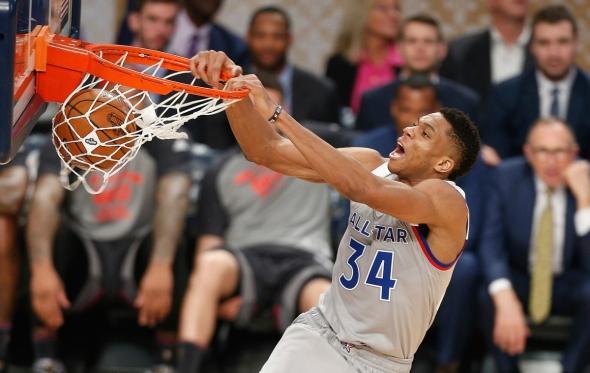 5+1 All-Star στιγμές που έγραψαν ιστορία στο NBA