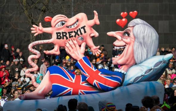 To λεξικό του Brexit