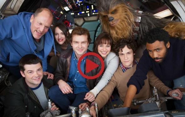 Μπορεί η ταινία «Solo» να σώσει τον κόσμο του Star Wars;