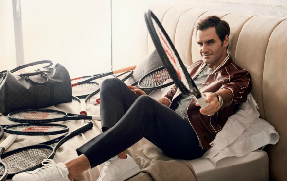 Ο Roger Federer δεν ήταν πάντα αυτό το τέρας ψυχραιμίας που όλοι γνωρίζουμε σήμερα