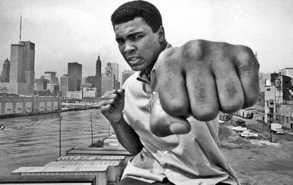 Όταν ο Steve Schapiro συνάντησε τον Muhammad Ali