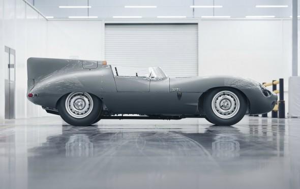 Η Jaguar φέρνει και πάλι στη ζωή τη θρυλική D-Type
