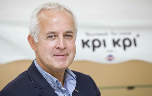 Παναγιώτης Τσινάβος, Πρόεδρος της εταιρείας Κρι Κρι