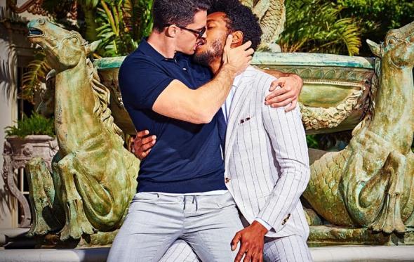 Η gay καμπάνια της Suitsupply αλλάζει τα δεδομένα
