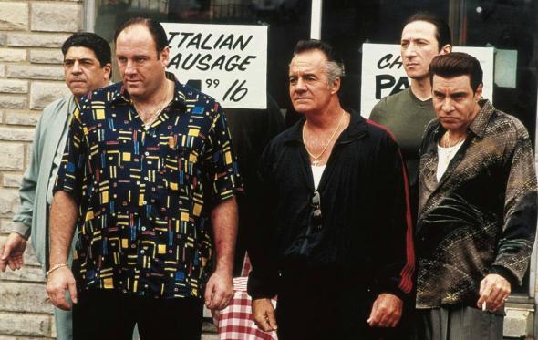 Ωσαννά: Επιστροφή στο σύμπαν των Sopranos