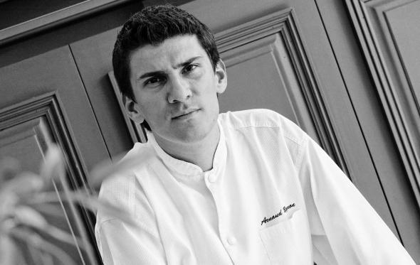 Arnaud Bignon: Ο σεφ που έφερε τα 2 αστέρια Michelin στη Σπονδή επιστρέφει στην Ελλάδα