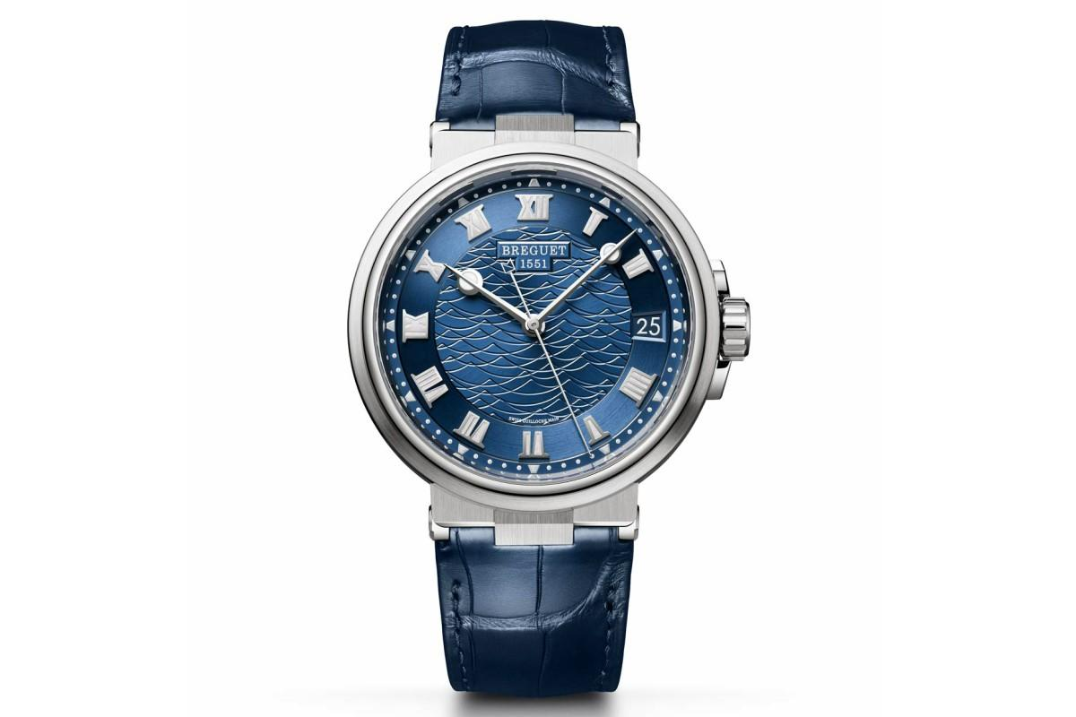 0211aa28353 Breguet Marine Reference 5517-1   Andro