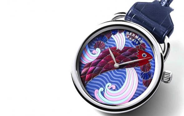 10 ρολόγια-ζωγραφιές