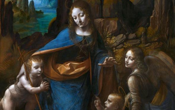 Στο αινιγματικό μυαλό του Leonardo da Vinci
