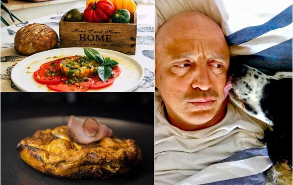 Η πολύχρωμη και πεντανόστιμη ζωή του Ευριπίδη Αποστολίδη: «Το μαγείρεμα είναι ψυχοθεραπεία…»