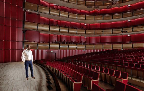 Νικόλαος Αναστασίου: έμπνευση φτιαγμένη από τόνους ξύλου
