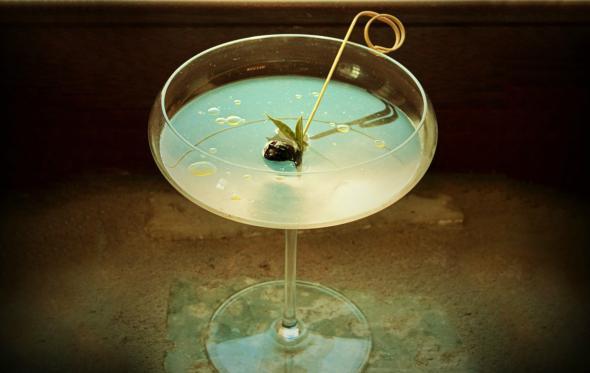 Τώρα και Martini με ελαιόλαδο: ιδού η συνταγή