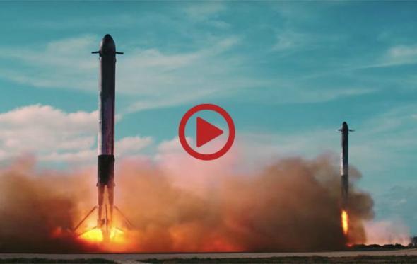 Έτσι ο Elon Musk κατέκτησε το διάστημα
