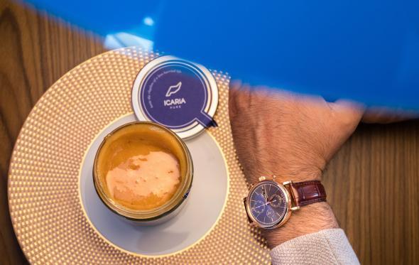 Το χρυσό μέλι της Ικαρίας και το χρυσό Portofino Chronograph