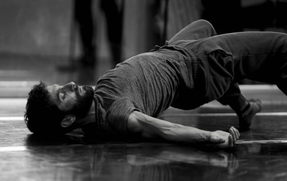 Τάσος Καραχάλιος: «Η άσκηση με κάνει να αισθάνομαι αλώβητος στη δύσκολη καθημερινότητα»