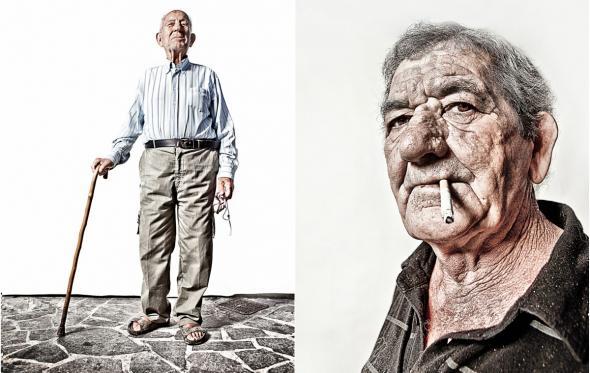 Ο Δημήτρης Βλάικος φωτογραφίζει τις ψυχές της πόλης