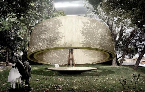 Θαύμα: Το Βατικανό συμμετέχει στην Μπιενάλε Αρχιτεκτονικής