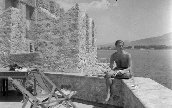 Φωτογράφος και αγαπημένη: η Ελλάδα μέσα από τον φακό της Joan Leigh Fermor