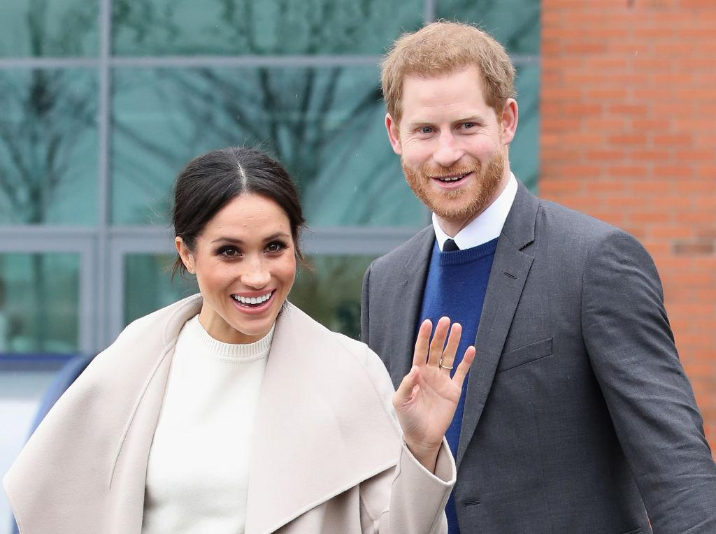 Prince Harry And Meghan Markle Visit Northern Ireland  163d06e1e08