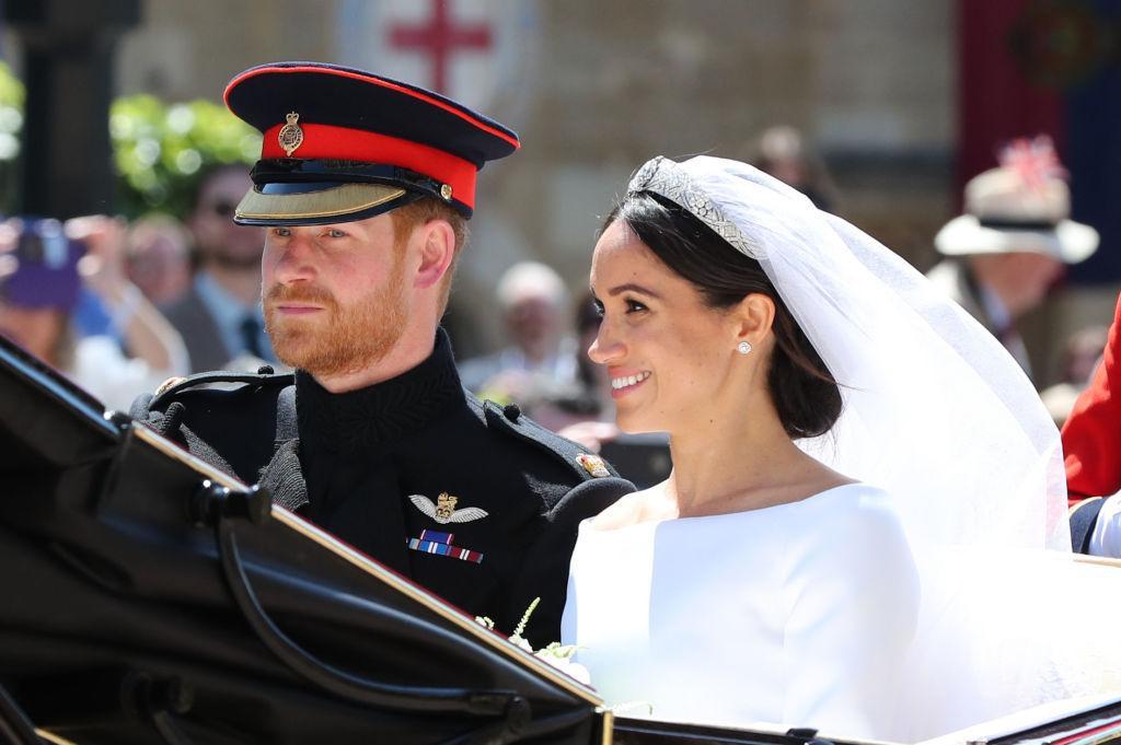 Prince Harry Marries Ms. Meghan Markle - Procession  e2860081e7a