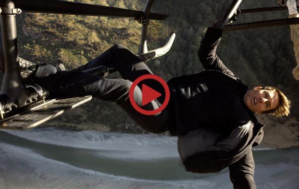 Στο trailer του νέου «Mission: Impossible» θα βρεις όλα όσα λαχταράς από μια περιπέτεια