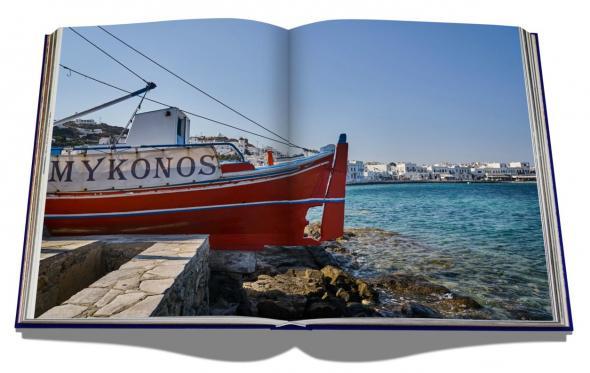 Mykonos Muse: Μια ωδή στην αιώνια Μύκονο από τον οίκο Assouline