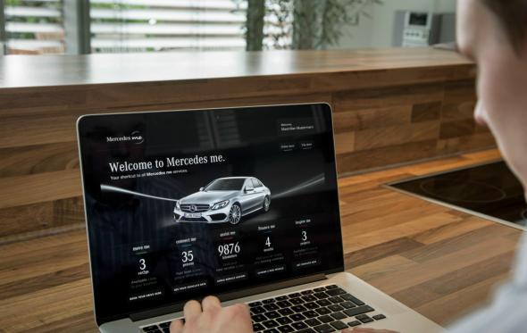 «Mercedes me»: νέα εποχή για τη Mercedes-Benz