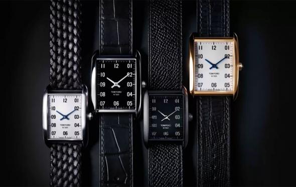 Το πρώτο ρολόι που σχεδίασε ο Tom Ford είναι ο ορισμός του all time classic