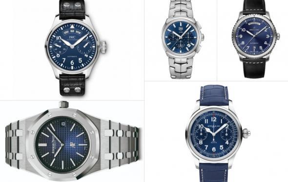 Top 5 Andro ρολόγια με μπλε «καρδιά»
