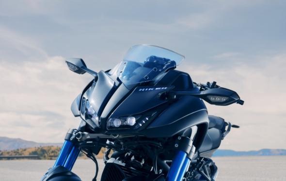 NIKEN: Γιατί ένα Transformer της Hasbro μοιάζει τόσο πολύ με το τρίκυκλο της Yamaha;