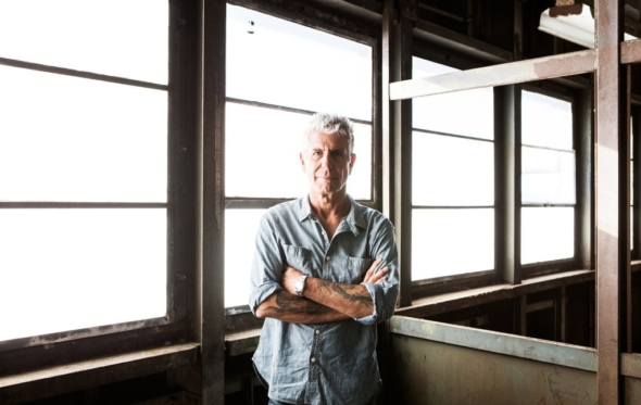 Anthony Bourdain: «Αντίο» σε έναν αυθεντικό ροκ σταρ της κουζίνας