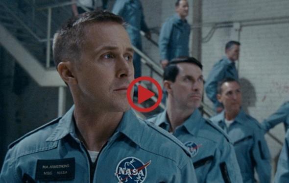 Το μεγάλο βήμα του Ryan Gosling για την ανθρωπότητα