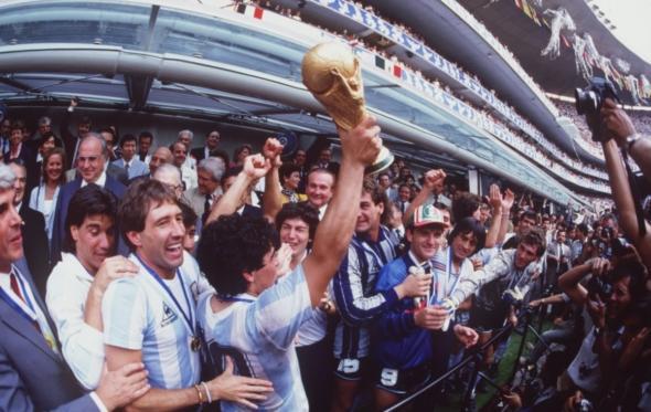Η ομάδα μου στο Μουντιάλ: Αργεντινή, πατρίδα των (ποδοσφαιρικών) Θεών