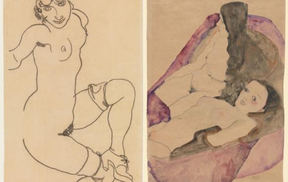 Scofield Thayer: Ο άνθρωπος που συνέλεγε τα προκλητικά έργα των Klimt, Schiele και Picasso