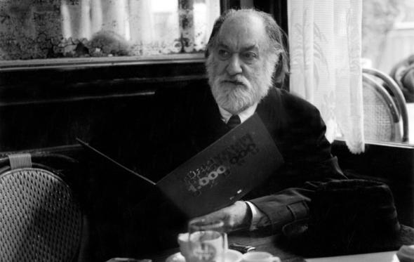 90 χρόνια Ηλίας Πετρόπουλος