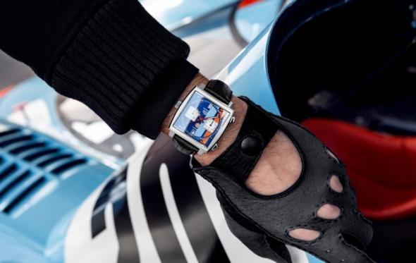 Το επετειακό Monaco της TAG Heuer έκλεψε την παράσταση στον 24ωρο αγώνα του Le Mans