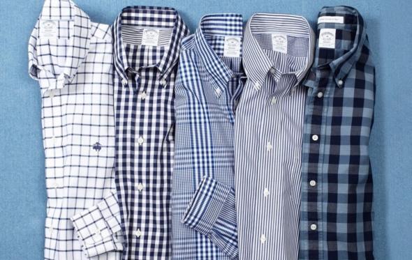 Είναι αλήθεια: Τα non-iron πουκάμισα της Brooks Brothers δεν τσαλακώνουν
