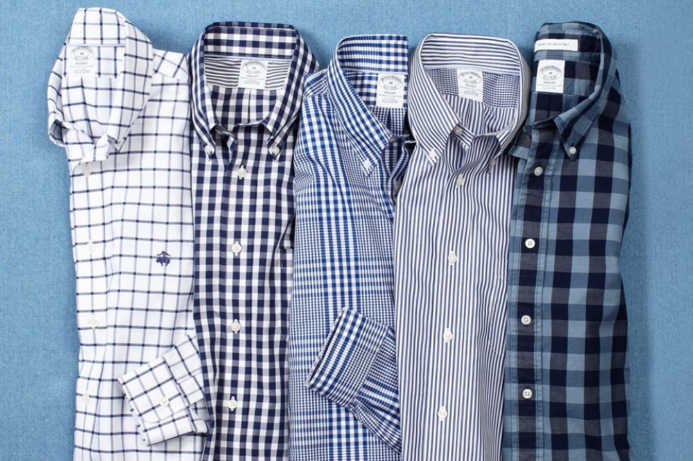 a563448afa03 Είναι αλήθεια  Τα non-iron πουκάμισα της Brooks Brothers δεν ...