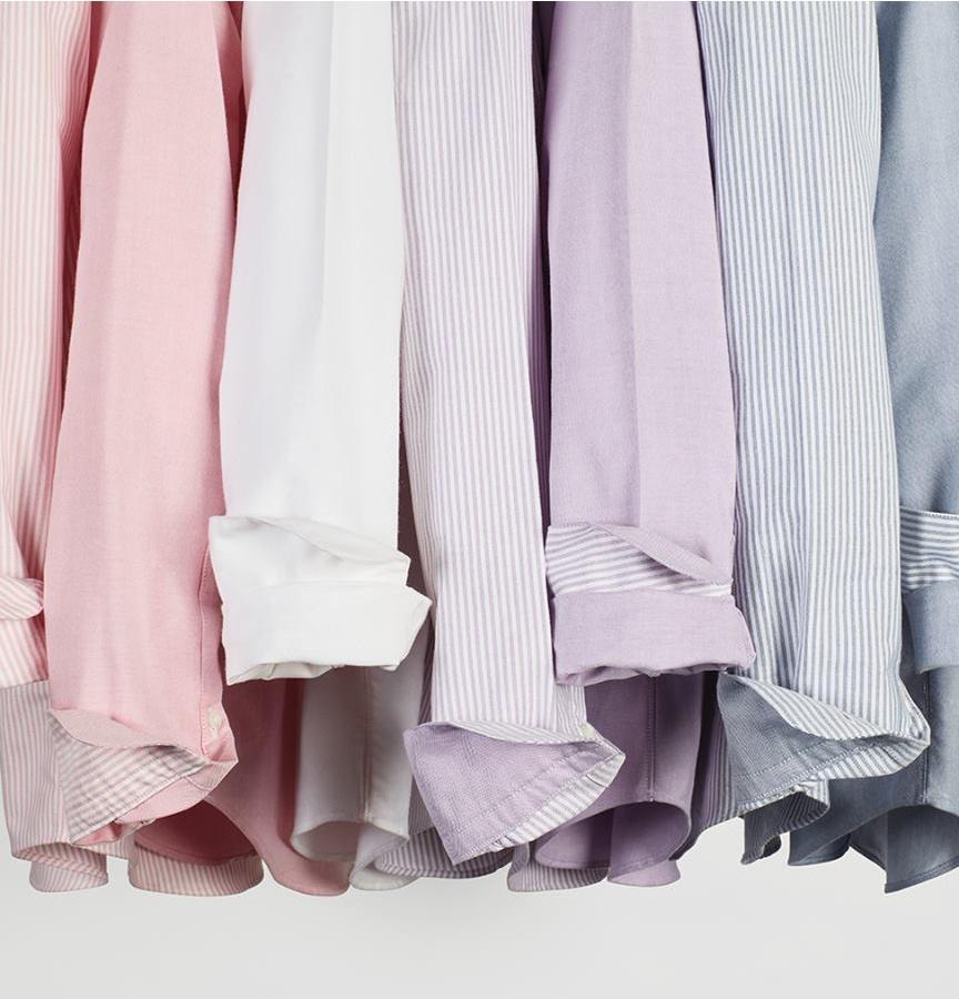 a39418608662 Τα πουκάμισα της Brooks Brothers κυκλοφορούν σε πολλά διαφορετικά μήκη  μανικιών και μεγέθη γιακάδων που συνδυάζονται μεταξύ τους δημιουργώντας το  κατάλληλο ...