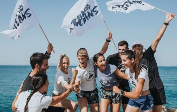Run for the Oceans: τρέχοντας για τη σωτηρία των ωκεανών