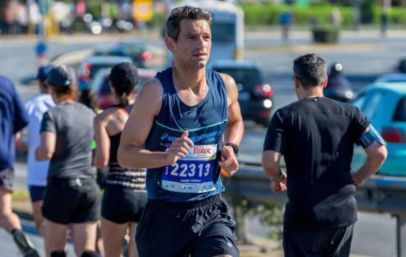 Ανδρέας  Ντάμκας: «Το τρέξιμο είναι ο προσωπικός μου ψυχολόγος»