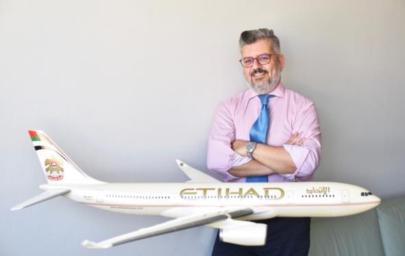 Δημήτρης Καραγκιουλές, Country Manager Ελλάδας & Τουρκίας της Etihad Airways